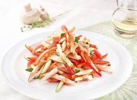 Грибной с овощами - Фото