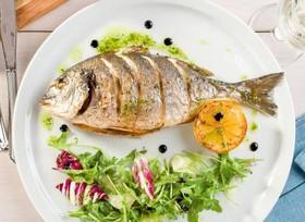 Ужин рыбака - Фото
