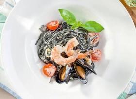 Нери с морепродуктами - Фото