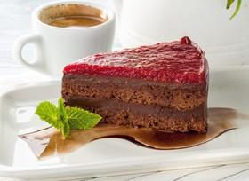 Шоколадно-малиновый - Фото