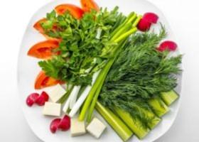 Овощи по-кавказки - Фото