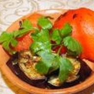 Овощи на мангале Фото