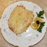 Семга с сыром Фото