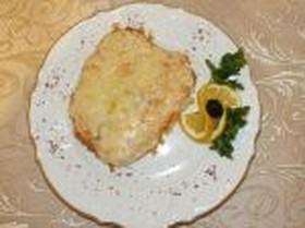 Семга с сыром - Фото