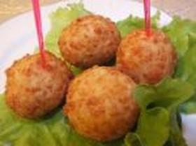 Сырные шарики - Фото