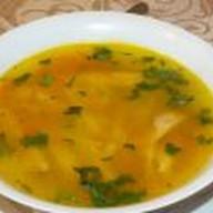 Суп-лапша по-тамански Фото