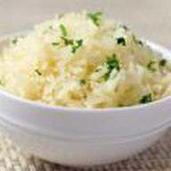 Рис отварной с овощами Фото