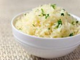 Рис отварной с овощами - Фото