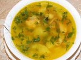 Рыбный суп - Фото