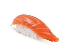 Нигири с лососем - Фото