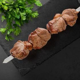 Шашлык из мякоти ягненка - Фото