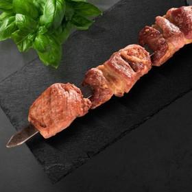Шашлык из нежной свиной вырезки - Фото