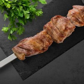 Шашлык из свиной шейки (мякоть) - Фото