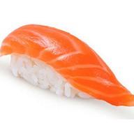 Копченный лосось Фото