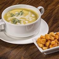 Суп Сырный Фото