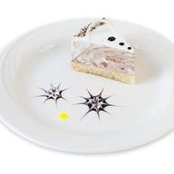 Чиз-кейк мраморный Фото