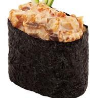Острые суши Унаги/Угорь Фото