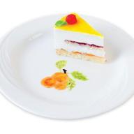 Пирожное йогуртовое Фото