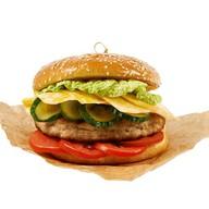 Бургер Meat hall Фото