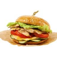 Бургер Чиккен hall Фото