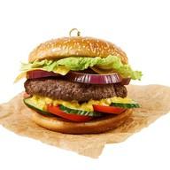 Чизбургер hall Фото