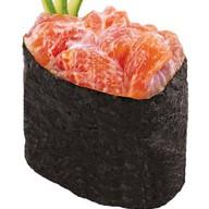 Острые суши Сяке/Лосось Фото