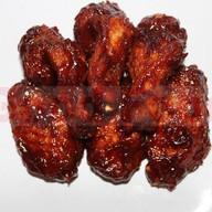 Крылья в соусе BBQ Фото