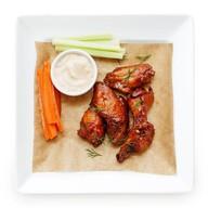 Крылья куриные BBQ Фото
