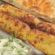 Люля-кебаб из картофеля Фото