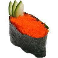 Тобико оранжевая Фото