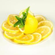 Нарезка лимона Фото