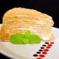 Медовый торт Фото