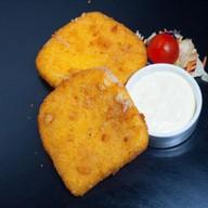 Жареный сыр классический Фото