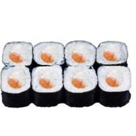 Ролл сливочный лосось Фото