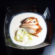Суп с угрем Фото