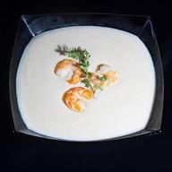 Крем-суп из форели Фото