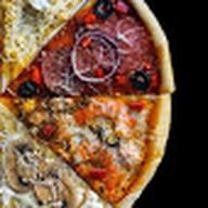 Пицца с индейкой Фото