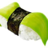 Суши авокадо Фото