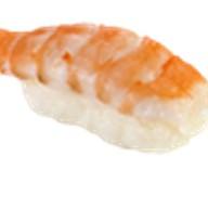 Суши креветка опаленная Фото
