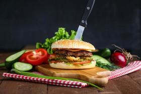 Классик чизбургер - Фото