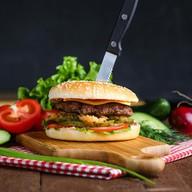 Классик чизбургер Фото