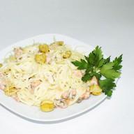 Паста с соусом Salmone (Сальмон) Фото
