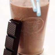 Молочный коктейль шоколадный Фото