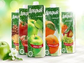 Сок Добрый в ассортименте - Фото