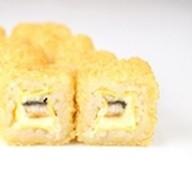Два сыра с угрем Фото