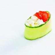 Гункан овощной Фото