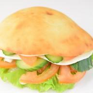 Пита овощная с сыром Фото