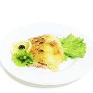 Горбуша под сырной шубкой (ланч) Фото