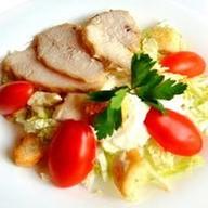 Цезарь салат (ланч) Фото