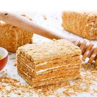 Медовый торт (ланч) Фото